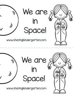 Space Reader for Kinders...
