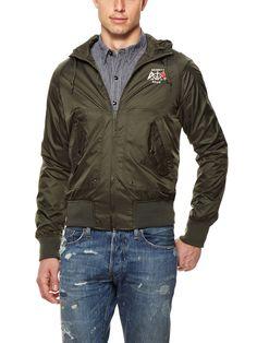 Nylon Jacket by Schott Bros. at Gilt