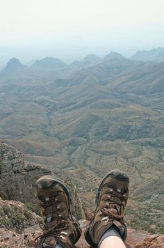 The Best Way To Experience Big Bend With A Backpack In Two Days.