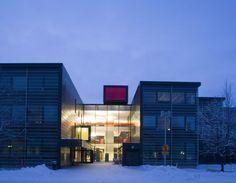 Joensuu Primary School, Joensuu, Finland - LAHDELMA & MAHLAMÄKI ARCHITECTS