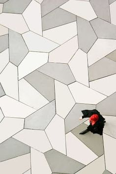 Pavement Tessellations - David Bailey's World of Escher-like Tessellations