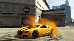 Le top 10 des meilleures voitures dans GTA V