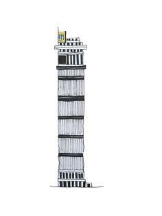 The Fallen Monuments of Egerkingen, Eva Lanter - ATLAS OF PLACES Architecture, Monuments, Fall, Places, Illustrations, Arquitetura, Autumn, Fall Season, Illustration