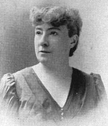 Agnes Booth (October 4, 1843 – January 2, 1910), born Marion Agnes Land Rookes, was an Australian -born American actress and in-law of Junius Brutus Booth, John Wilkes Booth, and Edwin Booth. She was born in Sydney, Australia, but migrated to California in 1858 at the age of 14.