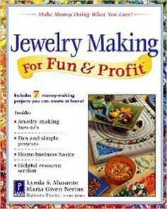 Books - Jewelry Making For Fun & Profit