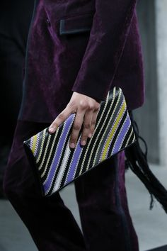 Bottega Veneta Fall 2016 Menswear Fashion Show Details