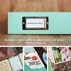 28 Scrapbook Layouts You Should Make if You Want To - Simple Scrapper Apparently I am in the right place