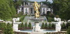 Nemours Mansion in Wilmington De