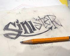 Become a Master Typographer: 19 Expert Secrets Creating Custom Lettering | GoMediaZine