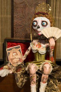 La Belle Lenore  http://www.skeletonheart.com/Skeleton_Heart/home.html