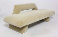 Harvey Probber style Mayan Sofa