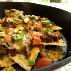 TSR Version of Chi-Chi's Beef Nachos Grande by Tod