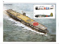 Japanese Aircraft Carrier Hiryū
