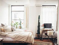 Image result for tiny new york apartment bedroom