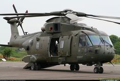 EHI EH-101 Merlin HC3 (Mk411) aircraft picture