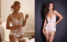 Beautiful Bridal Underwear, A P as worn by Beyonce in her video. Beautiful Bridal Underwear, A P as worn by Beyonce in her video. Bridal Undergarments, Bride Lingerie, Wedding Night Lingerie, Sewing Lingerie, Lingerie Outfits, Vintage Lingerie, Luxury Lingerie, Bridal Corset, Honeymoon Lingerie