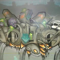 Dr.DuB 1 Alien styles Street Art, How To Make, Painting, Style, Swag, Painting Art, Paintings, Painted Canvas, Outfits