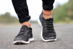 Fancy - Black Elastic Lacing System by Hickies