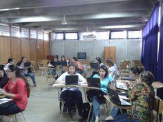 Taller en Tala - Escuela Ossola -  Esc.Sec. N°6, 9, 10 y 11, Escuela Secundaria y Superior N°1 y N°4 Taller Pasos Básicos de la Net y Audiovisual