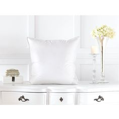 Alexander Comforts Cambric Cotton Decorative Pillow
