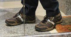 Ecco le nuove sneakers Mustang (uno dei modelli vegan del brand) del nostro amico Alessandro.