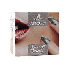Το Gems & Jewels Pratinum & Ice Kit είναι ένα ιδιαίτερο σύνολο από προϊόντα και Nail Art Accessories για τις fun του ασημί! Τιμή 39,50€