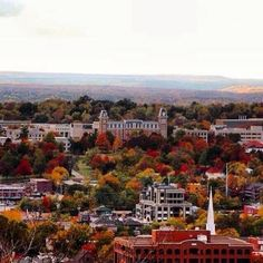 Fayetteville is gorgeous