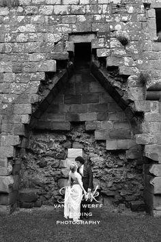 Danby Castle Autumn Wedding for Kirsten and Dan