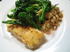 Almond Flour Crusted Fish