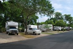 Travelers World Carefree RV Resort in San Antonio, Texas - Fun family park just 3 miles from the world-famous Alamo and Mission City's historic River Walk. 165 full-hookup sites feature picnic tables & great free amenities. Take a dip in the pool, spend time in the game room or take part in a full calendar of fun activities.