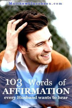 "Do you truly understand the immense power you have in the life of your husband? Every Wife is a King Maker. She has the power to build him up or tear him down. How will you use your power today? ""103 Words of Affirmation Every Husband Wants to Hear"" MatthewLJacobson.com"