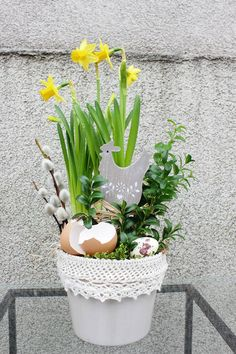 Easter decoration. Made in Poland
