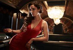 Berenice Marlohe Skyfall - Bond Girl Skyfall Interview - Esquire