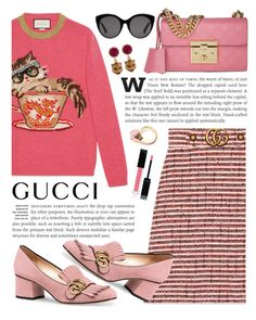 Gucci Girl by orrinn on Polyvore featuring polyvore fashion style Gucci clothing