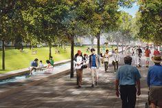 26 In Progress Work By Ggn Ideas Landscape Architecture Landscape Architect Landscape