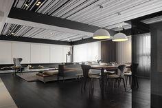 офис планирования архитектурного пространства Ян Рок