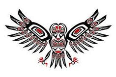 native art owl