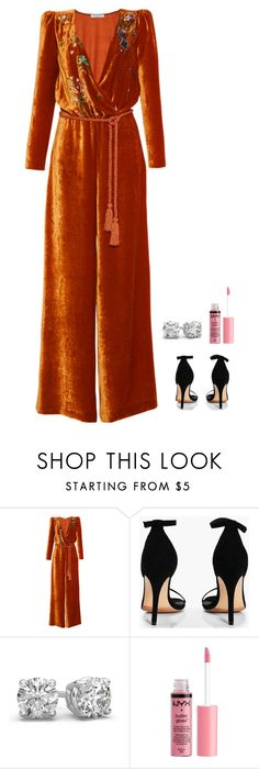 """""""Untitled #1106"""" by h1234l on Polyvore featuring VIVETTA, Boohoo and Charlotte Russe"""