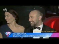 """*-* Halit Ergenc & Berguzar Korel... """"Gala Modern 2015"""" 12/12/2015 - YouTube"""