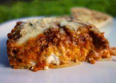 Million Dollar Spaghetti | Plain Chicken------  Will substitute ground beef