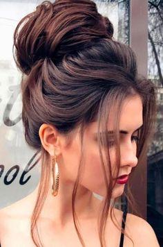 2018 Kadın Topuz Saç Modası Ve Modelleri | Saç
