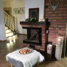 Anna Katarzyna (obokdomku) • Instagram Posts, Videos & Stories #webstaqram • Gdyby jeszcze paliło się w kominku , to już byłaby przesada 😉 #kominek #fire #fireplaces #cozy #cozyhome #wnętrza #swiece #ozdobyświąteczne #nastroj | Webstaqram