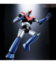 GX-73 SOUL OF CHOGOKIN GREAT MAZINGER DYNAMIC CLASSIC - Bandai