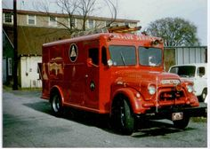 1959 GMC Civil Defense Heavy Rescue...