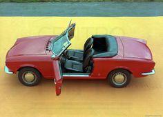 1966 Fiat 124 Sport Spider | Credit: Centro Storico Fiat