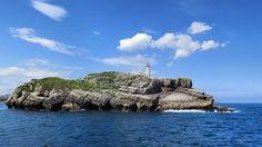 Impresionante la Isla de Mouro
