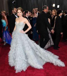 Famous Oscar de la Renta Dress