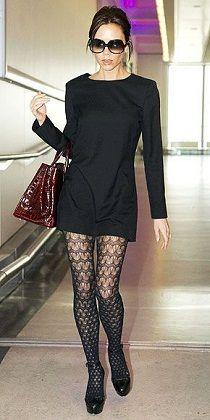 Victoria Beckham. Always looks good.