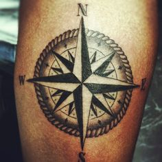 tattoo kompass - Google Search