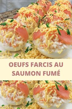 Stuffed eggs with smoked salmon - Page 2 - All Recipes - - Healthy Recipes On A Budget, Cooking On A Budget, Healthy Cooking, Low Carb Recipes, Smoked Salmon, Seafood Recipes, Pumpkin Spice, Salad Recipes, Vegan Recipes